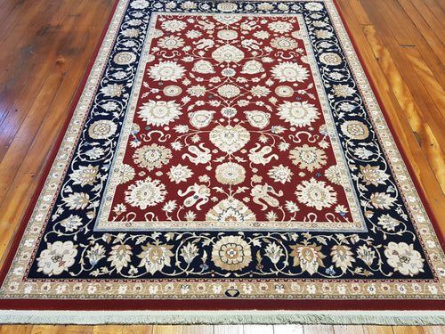 100% pure  wool Rug Diamond 7220 330 size 170 x 240 cm Belgium