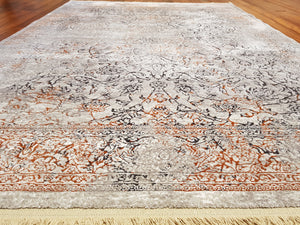 Patina  41043 621 size 160 x 230 cm, Belgian made rug, static free & soil repellent