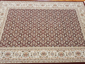 Nobility 65110 391  160 x 230 cm   Belgian made rug, made with 90% & Decolan & 10 % viscose, static free, soil repellent,950,000 points m2