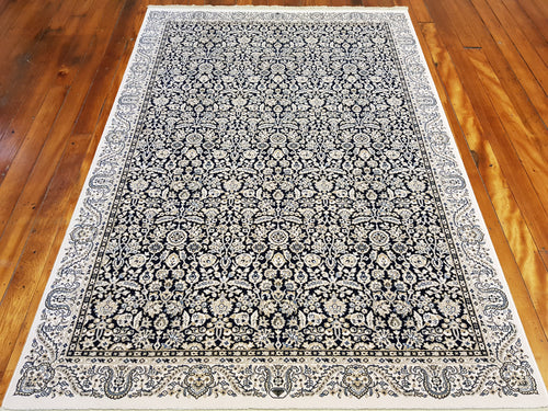 100% wool Rug Diamond 7259-500 size 160 x 230 cm