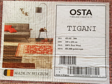 Load image into Gallery viewer, 100% pure wool Tigani 45103 300 size 160 x 230 cm Belgium