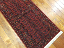 Load image into Gallery viewer, 100% wool Kashqai 4346 300 size 67 x 275 cm Belgium