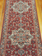 Load image into Gallery viewer, 100% wool Kashqai 4354 300 size 67 x 275 cm Belgium