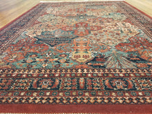 Load image into Gallery viewer, 100% wool Kashqai 4309 300 size  120 x 170 cm Belgium