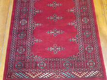 Load image into Gallery viewer, Hand knotted wool Rug 16 size 202 x 78 cm Pakistan