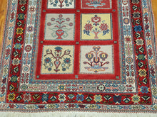 Load image into Gallery viewer, Hand knotted wool Rug 857 size 294 x 82 cm Iran