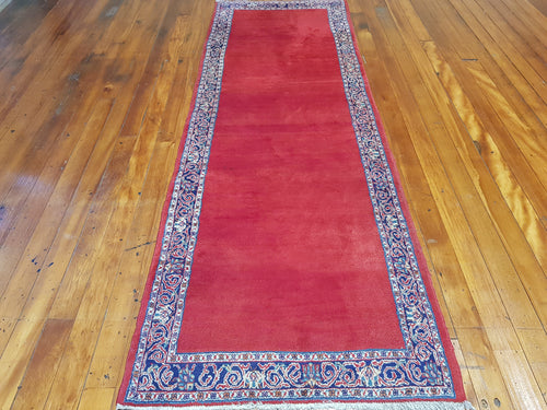 Hand knotted wool Rug 300100 size  300 x 100 cm Iran