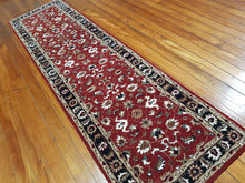 Load image into Gallery viewer, Hand tufted wool rug SQHT 51 size  300 x 80 cm India