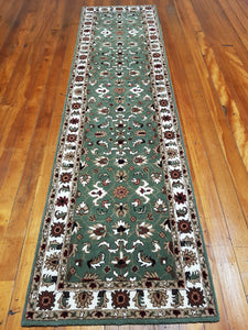 Hand tufted wool  SQHT 53 size  300 x 80 cm India