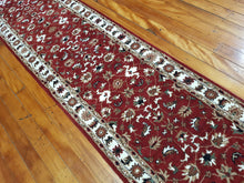 Load image into Gallery viewer, Hand tufted wool Rug  SQHT 51 size 400 x 80 cm India