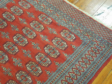 Load image into Gallery viewer, Hand knotted wool Rug 182128 size 182 x 128 cm Pakistan