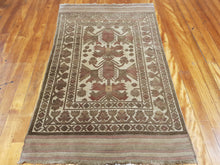 Load image into Gallery viewer, Hand knotted wool Rug 1139 size 196 x 120 cm Afghanistan