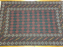 Load image into Gallery viewer, Hand knotted wool Rug 7848 size 200 x 129 cm Afghanistan