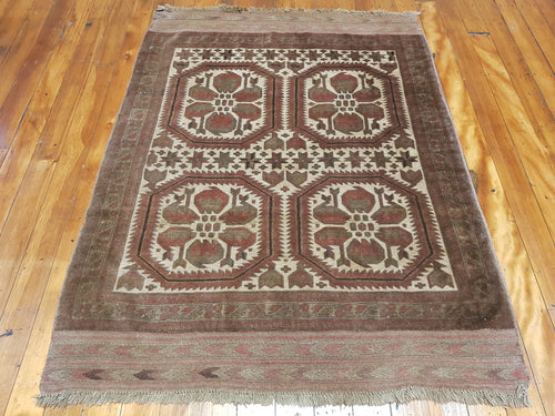 Hand knotted wool Rug 1150 size 172 x 134 cm Afghanistan