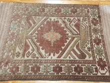 Load image into Gallery viewer, Hand knotted wool Rug 1121 size 100 x 200 cm Afghanistan
