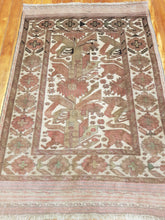 Load image into Gallery viewer, Hand knotted wool Rug 1125 size 125 x 183 cm Afghanistan