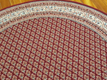 Load image into Gallery viewer, 100% pure wool Saphir  95189  330 size  0 x 170 cm circle Belgium