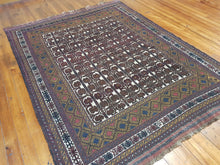 Load image into Gallery viewer, Hand knotted wool Rug  8007 size  272 x 202 cm Afghanistan
