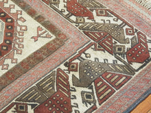 Load image into Gallery viewer, Hand knotted wool Rug 1091 size 268 x 190 cm Afghanistan