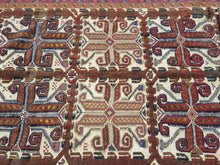 Load image into Gallery viewer, Hand knotted wool Rug 7696 size  278 x 177 cm Afghanistan