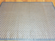 Load image into Gallery viewer, 100% leather Basket weave size 160 x 230 cm India