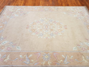 Hand knotted wool Rug 5082 size 367 x 270 cm INDIA