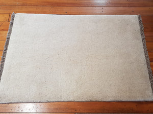 Hand knotted wool Rug 101 size 113 x 84 cm Iran