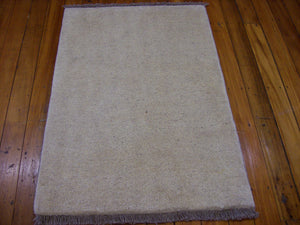 Hand knotted wool Rug 111 size 116 x 81 cm Iran