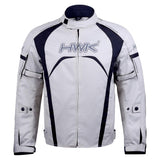 Textile Racing Motorbike Hi-Vis Biker CE Armored Waterproof Jackets