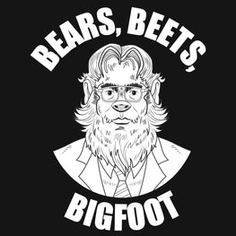 Bears, Beats, and Bigfoot