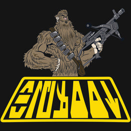 Bigfoot Wookiee