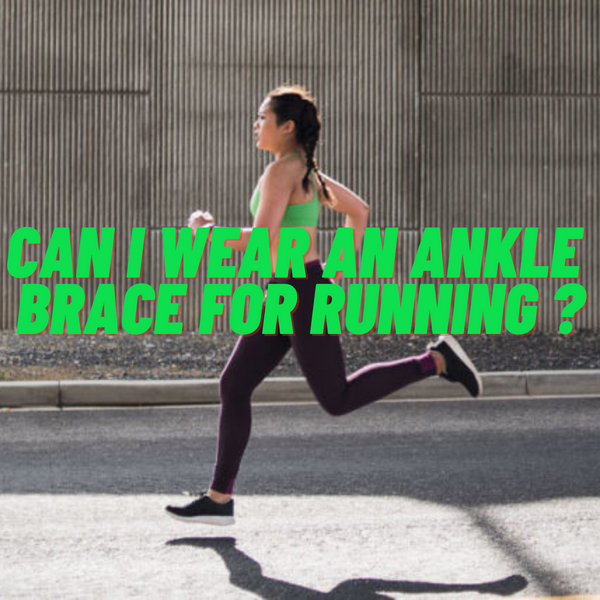 Can I Use An Ankle Brace For Running?