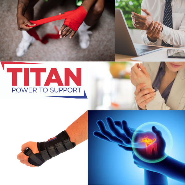 5 Benefits of a Wrist Support Brace