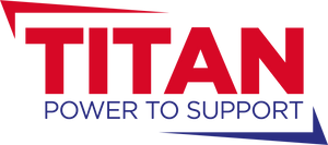 Titan Support Wear Logo