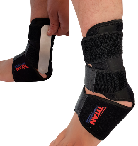 titan ankle support brace