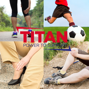 Sports and outdoor ankle injuries