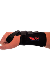 Load image into Gallery viewer, wrist support with Titan logo