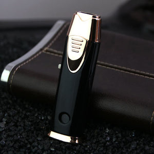 Torch Turbo Lighter Dual Two Nozzles
