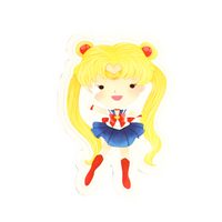 Sailor Moon Vinyl Sticker Decal