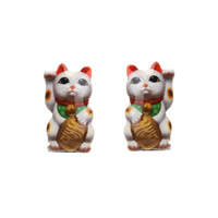 Lucky Cat Earring