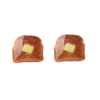Buttered Toast Earring