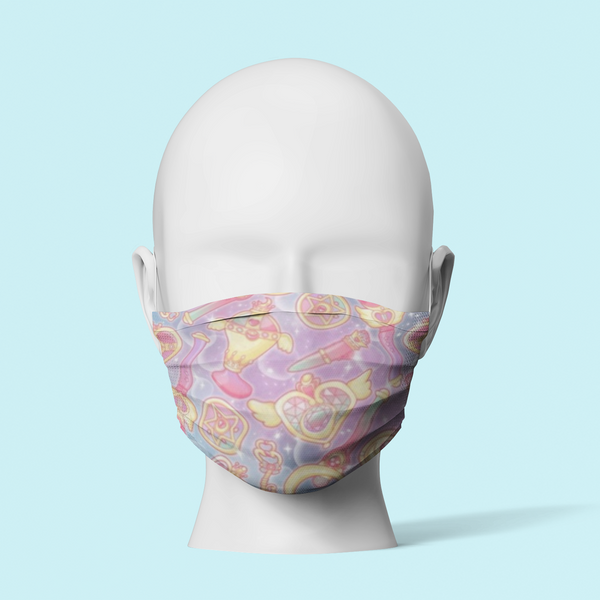 Sailor Scout - Face Mask
