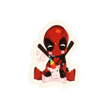 Deadpool Vinyl Sticker Decal
