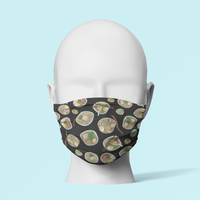 Ramen  - Traditional Face Mask  (In Stock)