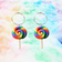 Pride Rainbow Lollipop Hoop