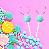 The Signature Lollipop Candy Hoop