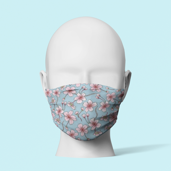 Cherry Blossom - Face Mask