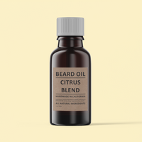 Beard Oil - Citrus Blend