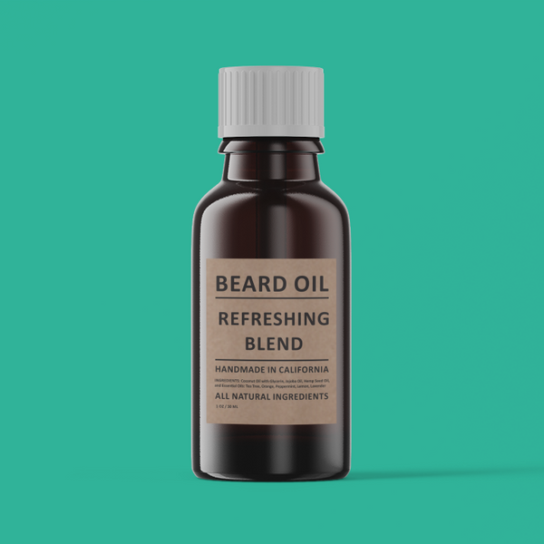 Beard Oil - Refreshing Blend