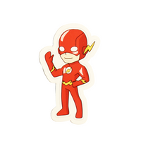 Flash Vinyl Sticker Decal